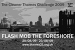 Flash Mob the Foreshore begins today