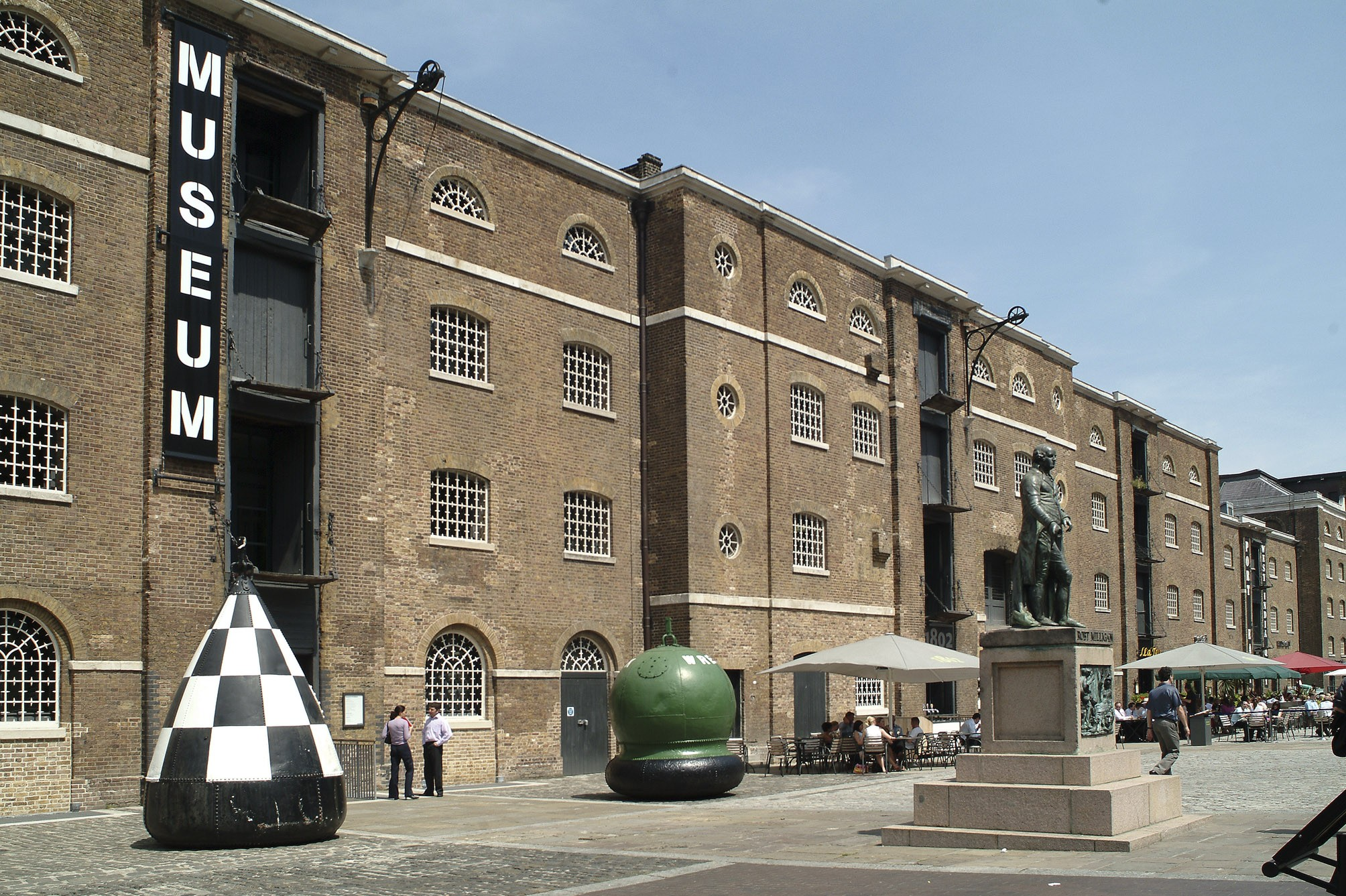 Image result for Museum Tour in Docklands