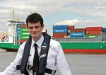 Round Britain sailor is new port trainee