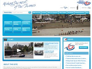 The new leisure website
