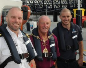 PLA helps Gravesham Mayor 'Beat the Bounds'