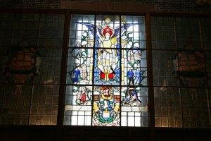 The WW2 Memorial Window