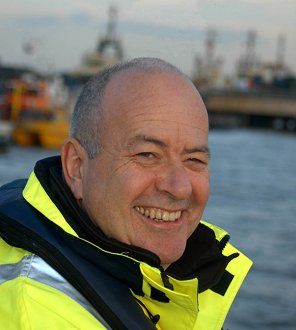 Peter Steen - Director of Marine Operations