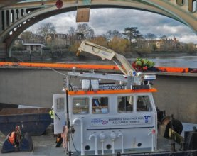 Richmond Lock & Weir fully operational again