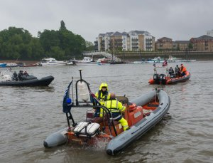 Gatekeeper patrols will operate in Gravesend and between Teddington and Richmond