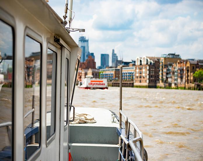 £500,000 boost for greener vessels on the tidal Thames