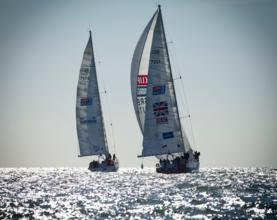 World's Longest Ocean Race Heads for London Finish
