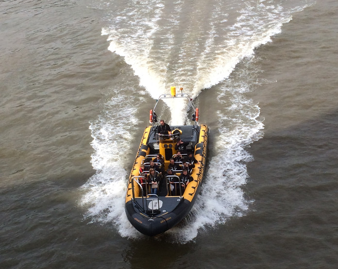 River Action Plan delivers record Thames ridership