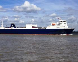 Tilbury agrees extension with P&O Ferries