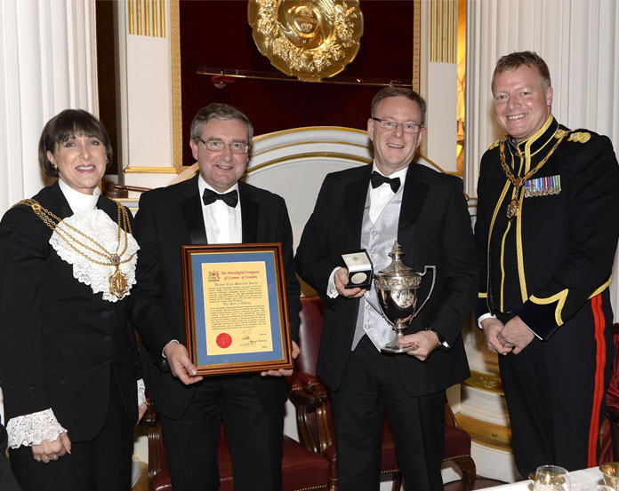 Port of Tilbury receives prestigious training award