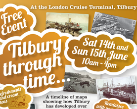 FREE Event: Tilbury Through Time