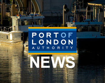 Strong trade growth in the Port of London
