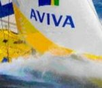 A calmer location for Aviva's celebrations