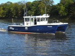 New Patrol Boat begins work on the Thames