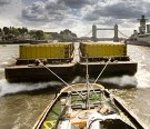 Thames Inland Freight tops two million tonnes