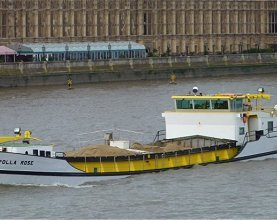 One Million Tonne Thames Shipment Increase