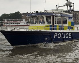 Metropolitan Police launch Marine Watch