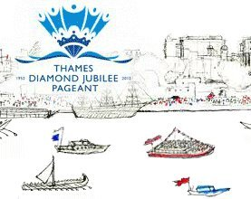 Thames Diamond Jubilee Pageant Revealed
