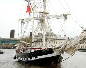 Royal Greenwich to host London's most spectacular Tall Ships Regatta for 25 years