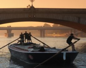 PLA Team in Thames Challenge
