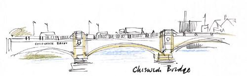Chiswick Bridge PLA
