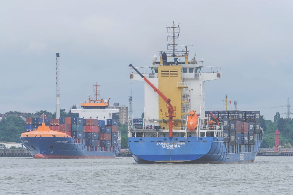 Reflecting on the sea – London International Shipping Week