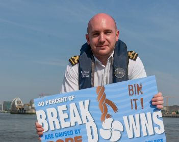 New safety campaign targets vessel breakdowns as Maritime Safety Week starts