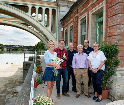 New lease of life for Richmond lock keeper's cottage