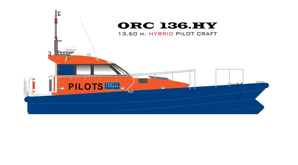 Port Of London Authority: Air quality strategy launch & first hybrid boat order