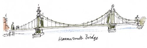 Hammersmith Bridge PLA