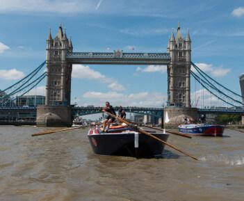 PLA team wins annual barge race