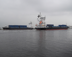 SCS Multiport expands its CWT service at Tilbury