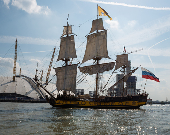 Royal Greenwich to host spectacular transatlantic Tall Ships Regatta