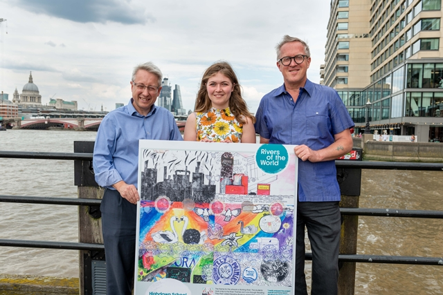 PLA boost for Thames Festival Trust's work to champion the river