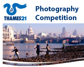 Capture the Essence of London's Waterways (Thames21 news release)
