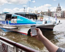 Thames Clippers Goes Live with Mobile Ticketing